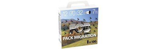 cartouches à plomb FOB Pack Migration