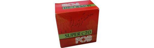 cartouches à plomb FOB Super 20