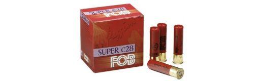 cartouches à plomb FOB Super 28