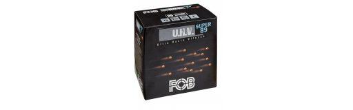 cartouches à plomb FOB UHV Super 89
