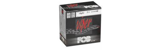 Cartouches à plomb FOB Viper 28g