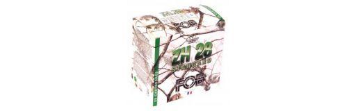 Cartouches à bille acier Fob ZH 28 Standard