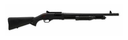 fusil à pompe Winchester SXP Ultimate Defender High Capacity