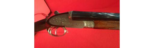 fusil d'occasion juxtaposé Miroku à platines Cal. 12/70