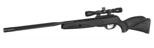 carabine à plomb Gamo Black Bull pack lunette
