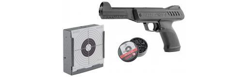 pistolet à air comprimé Gamo P900 Gunset