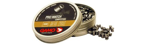plombs 4,5 mm Gamo Pro Match Competition