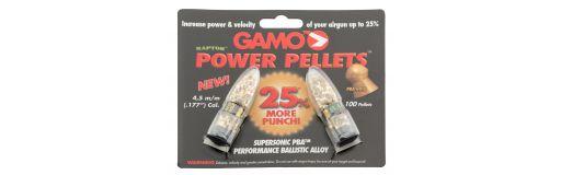plombs 4,5 mm Gamo Raptor