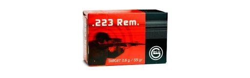 munitions Geco 223 Rem FMJ 55 gr