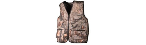 gilet de chasse Somlys Anti-Ronce Camouflage
