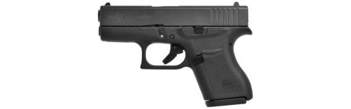 pistolet Glock 43 Gen3 cal. 9x19