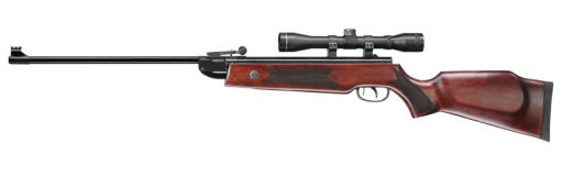 carabine à plomb Hämmerli Hunter Force 750 combo