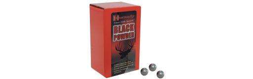 balles poudre noire rondes Hornady Black Powder Cal. 44