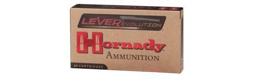 cartouches à balle Hornady LeverEvolution 30-30 Monoflex 140gr