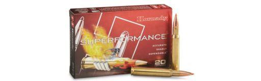 cartouches à balle Hornady Superformance 30-06 SST 180 gr