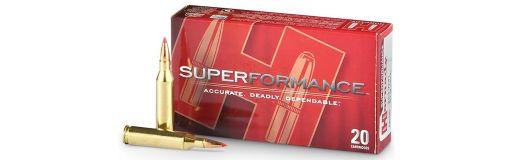 cartouches à balle Hornady Superformance 7x64 SST