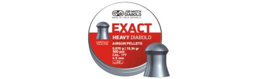 plombs 4,5 mm JSB Exact Heavy Diabolo