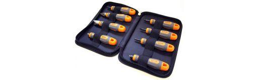 Kit Deluxe Lyman 8 outils de préparation d'étuis