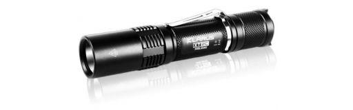 lampe tactique rechargeable Klarus XT2C