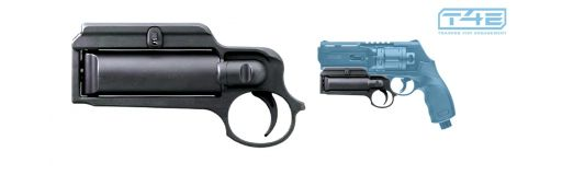 lanceur Spray pour Revolver Defense T4E HDR