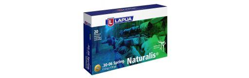 cartouches à balle LAPUA 30-06 Naturalis 170 gr