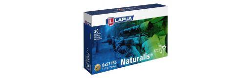 cartouches à balle Lapua 8x57 IRS Naturalis 180 gr