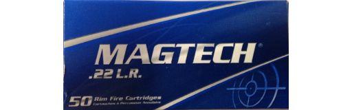 cartouches à balle 22LR Magtech LHP Subsonic
