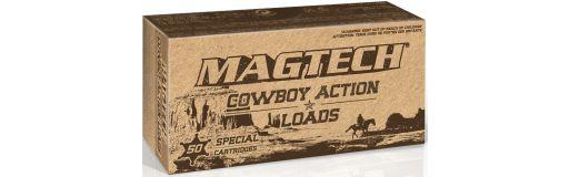 cartouches à balle Magtech 45 Colt LFN 200 gr