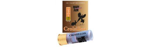 cartouches à plomb Mary Arm Croisillon