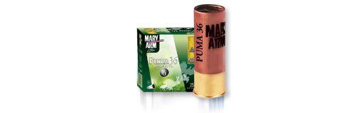 cartouches à plomb Mary Arm Puma 36