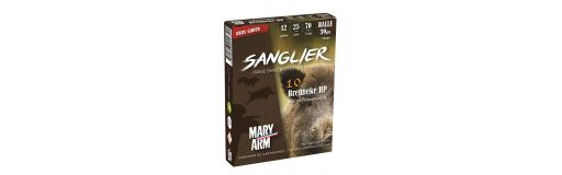 cartouches à balle Mary Arm Sanglier Brenneke HP