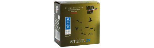 cartouches à billes acier Mary Arm Steel 29
