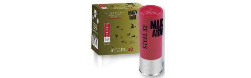 cartouches à billes acier Mary Arm Steel 32