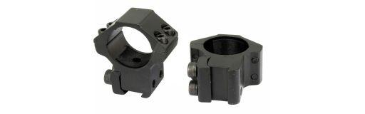 Montage bas Lensolux 2 pièces 25,4 mm rail 11 mm