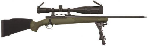Carabine 308 Mossberg Patriot Night Train 2 pack