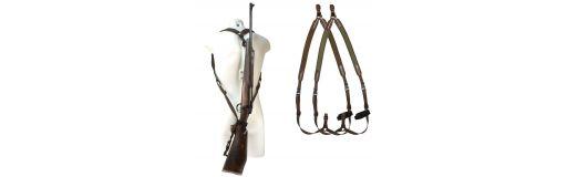 Bretelle carabine Niggeloh sac à dos