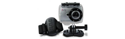 Caméra sportive Nitro Spider HD Silver