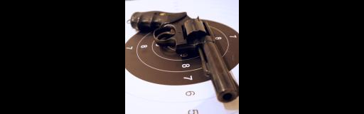 revolver Smith & Wesson modèle 13
