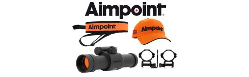 Pack viseur point rouge Aimpoint 9000SC 2MOA