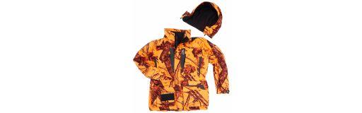 parka de chasse Browning XPO PRO Blaze Orange