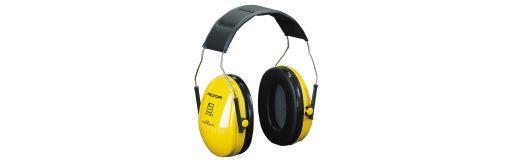 casque anti-bruit Peltor Optime I jaune