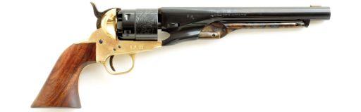 revolver poudre noire Pietta Colt Army 1860 Laiton