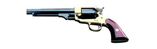 revolver poudre noire Pietta 1862 Spiller and Burr Laiton