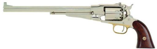 revolver poudre noire Pietta Remington 1858 Buffalo Nickelé
