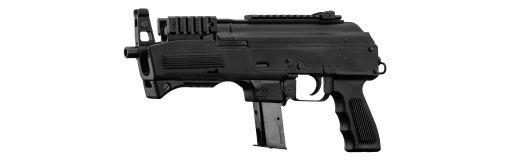 Pistolet Chiappa PAK cal .9X19 mm