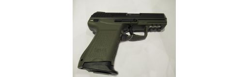 Pistolet HK45 Compact Olive Cal. 45 ACP