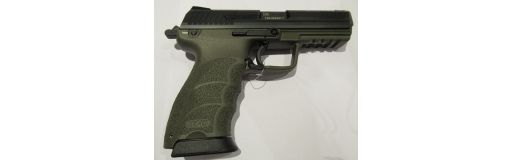 Pistolet HK45 Olive Cal. 45 ACP