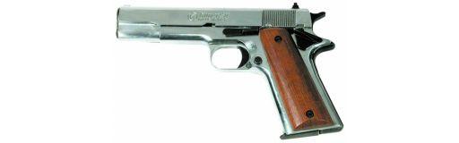 Pistolet d'alarme Kimar 911 nickelé