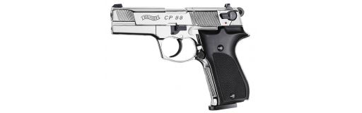 Pistolet CO2 Walther Umarex semi-automatique cal. 4.5