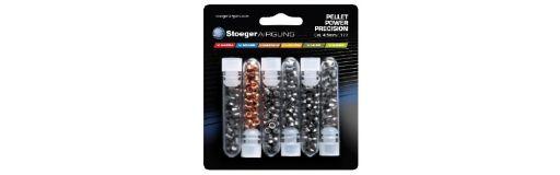Plombs 4,5 mm Stoeger X-Match, X-Power, X-Speed, X-Magnum, X-Field, X-Hunt